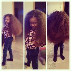 little girls, beauti hair, beauti babi, hair beauty, natur hair, cur, big hair, black girl, kid