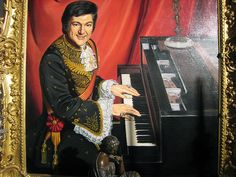 My Fascination With Liberace On Pinterest Las Vegas
