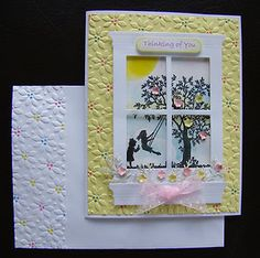 Madison window card