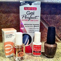 This works iv done it !!    DIY - Shellac Gel Nails - When you don't have time to get to the salon.