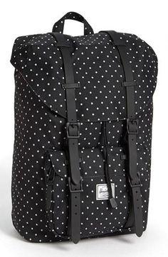 Polka Dot Backpack!