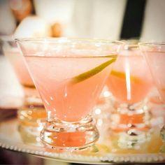 Candy apple vodka drinks
