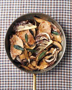 Scallopini Alla Marsala Recipe