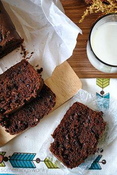 Nutella Chocolate Chip Banana Bread #banana #bread #recipes