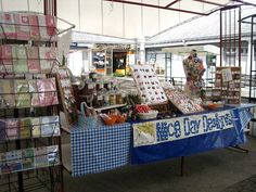 Some handy tips to help you sell your crafts at fairs or markets!