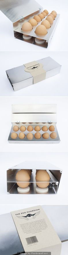 Found this Egg Guardian #recyclable #packaging concept by Stephanie Alexander to be very interesting curated by Packaging Diva PD What do you think? created via http://www.theloop.com.au/stephanie.alexander/portfolio/the-egg-guardian/74069