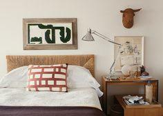 bedroom styling // Tom Scheerer - T Magazine