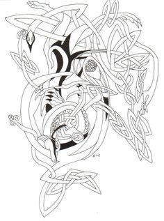 236 x 317 · 17 kB · jpeg, Celtic Psychic Tattoo