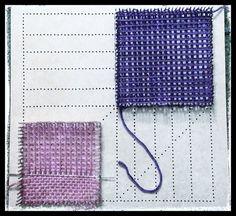 Weave-it Style on WeavingBoard by beadtailor, via Flickr