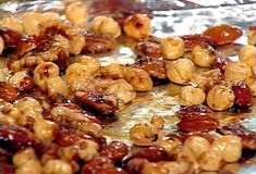 Emeril's Spiced Nuts Recipe : Emeril Lagasse : Food Network - FoodNetwork.com