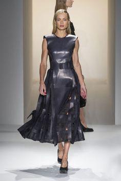 Calvin Klein Fall 2013: futuristic