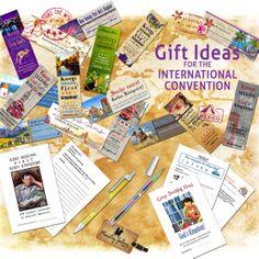 2014 International Convention Souvenirs