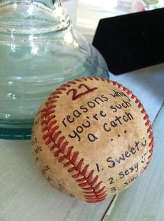 this would be sooo cute if I was dating that guy i liked who played in the minor leagues ><3