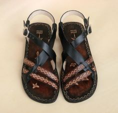Handmade Leather Sandals - Inspiration
