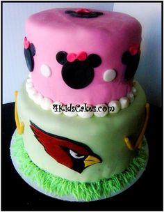 Az Cardinals Hat Cake