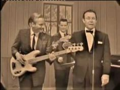 Jim Reeves on the Grand Ole Opry