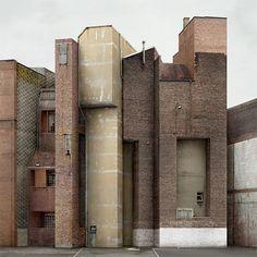 Filip Dujardin - Architectural design - Contrasting building materials - Building exterior