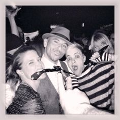 THIS happened the last time I hung out with Celeb DJ Samantha Ronson and Sophia Bush...Samantha is back playing at Underground this Friday (2/28)...wonder what will happen this time?!?!