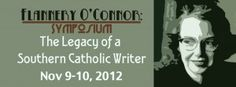 Flannery O'Connor Symposium in Lafayette, La.