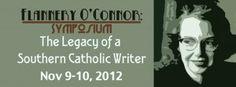 Flannery O'Connor Symposium in Lafayette, La.