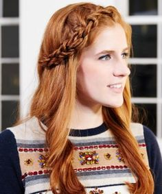A Katniss-Style Braid We'd All Volunteer For