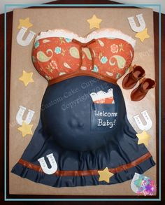 Western Belly Baby Shower