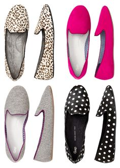 Love these loafers for fall