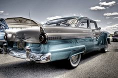 Ford Fairlane #classic #car #Hdr