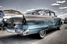 Ford Fairlane #classic #car #Hdr