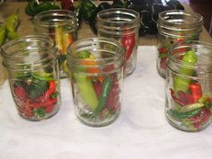 Canning Granny : Hot Pepper Vinegar