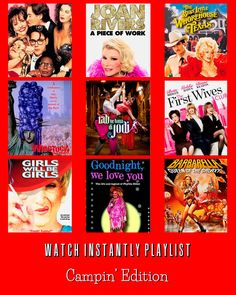 9 Campy Movies Streaming Instantly on Netflix, RIGHT NOW!