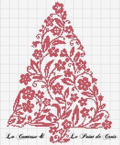 Lacomtesse: pretty tree freebie