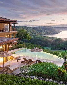 Vista Hermosa in #Guanacaste, Costa Rica bucket list, pool, dream, costarica, costa rica, bali indonesia, villas, travel, place