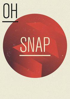 Oh Snap / Marius Roosendaal