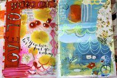 page in progress - Pam Garrison