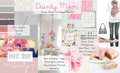 My HOMEWORK is on the Blog Boss Pinterest board! Check out my Week 3 Homework Dream Blog assignment — a mood board for my blog rebrand. #blogboss decor8eclasses.com
