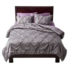 Target Home™ Puckering Comforter Set - Elephant Gray