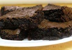 Gluten Free Dairy Free Brownies