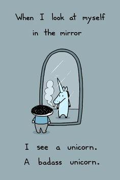 I'm a Badass Unicorn  - Sebastien Millon