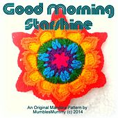 Free Patterm. Ravelry: Good Morning Starshine Mandala pattern by Beth Johnson (MumblesMummy)