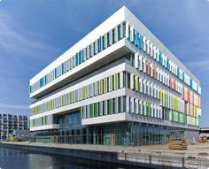 3XN - Orestad Gymnasium, Denmark