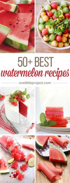 50+ Best Watermelon
