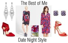 The Best of Me Date Night Style #TheBestOfMe @The Best of Me Movie @ProFlowers