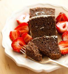 Scandi Home: Wattleseed and Chocolate Cake
