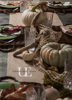 Fall Dining Room ideas and inspiration!