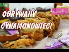 Odrywany Chlebek Cynamonowy