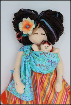 BREASTFEEDING MamAmor Doll - DELILAH  $149.00
