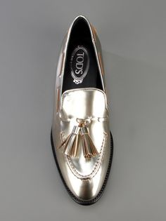 TOD'S  MOCCASINS The Perfect Shoe!