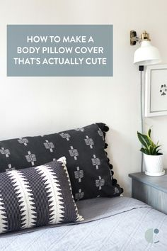 Body pillow cover th