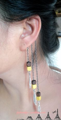 DIY: EAR WRAP